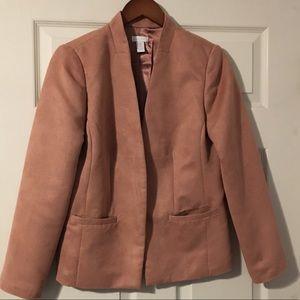 Chico's size 0 open front blazer